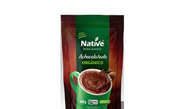 CHOCOLATE EN POLVO ORGÁNICO INSTANTÁNEO NATIVE