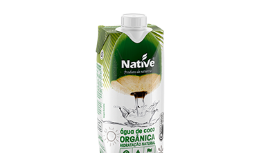 NATIVE ORGANIC COCONUT WATER