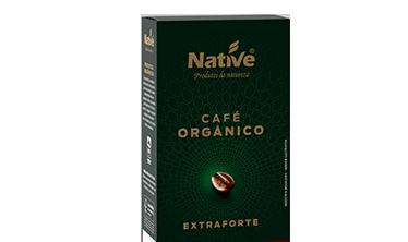 CAFÉ ORGÁNICO TOSTADO Y MOLIDO EXTRA FUERTE NATIVE
