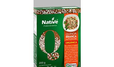 COPOS DE QUINUA BLANCA ORGÁNICA NATIVE