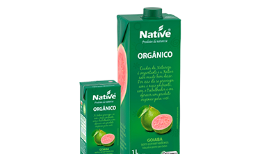 NATIVE ORGANIC GUAVA JUICE