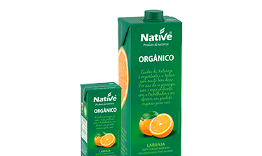 NATIVE ORGANIC ORANGE JUICE