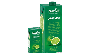 NATIVE ORGANIC LEMONADE