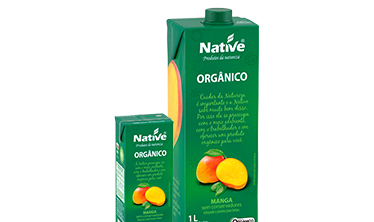 NATIVE ORGANIC MANGO JUICE