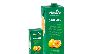 NATIVE ORGANIC PASSION FRUIT NECTAR