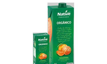 NECTAR DE MANDARINE BIOLOGIQUE NATIVE