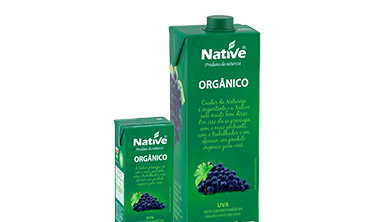 NATIVE ORGANIC GRAPE NECTAR