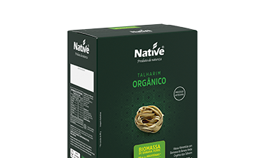 NOUILLES BIO BIOMASSE NATIVE